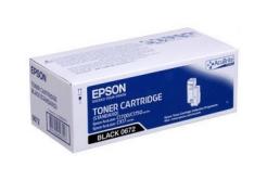 Epson C13S050672 fekete (black) eredeti toner