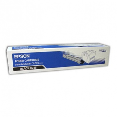 Epson C13S050245 black original toner
