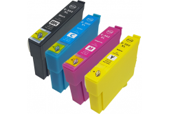 Epson 502XL T02W640 CMYK multipack kompatibilní cartridge