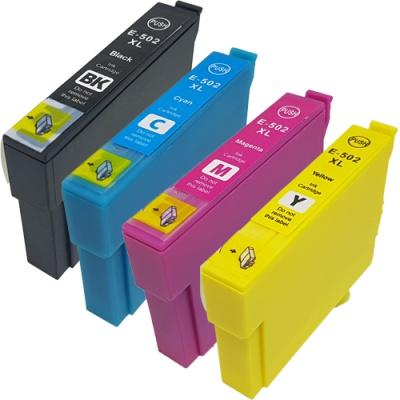 Epson 502XL T02W640 CMYK multipack kompatibilní cartridge