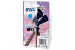 Epson 502 T02V24010 azurová (cyan) originální cartridge