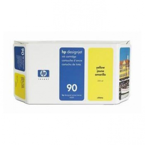 HP 90 C5064A galben (yellow) cartus original