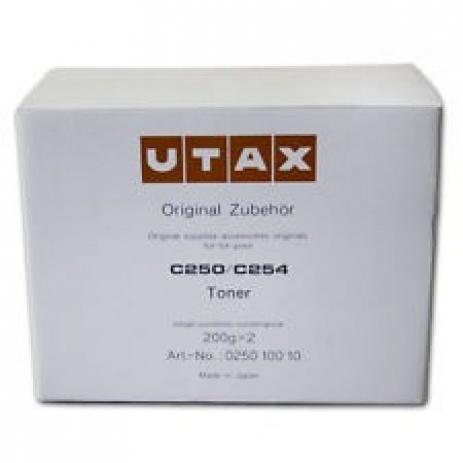 Utax 025010010 black original toner