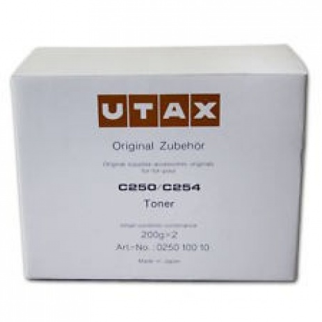Utax 025010010 czarny (black) toner oryginalny