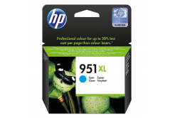 HP 951XL CN046AE azurová (cyan) originální cartridge