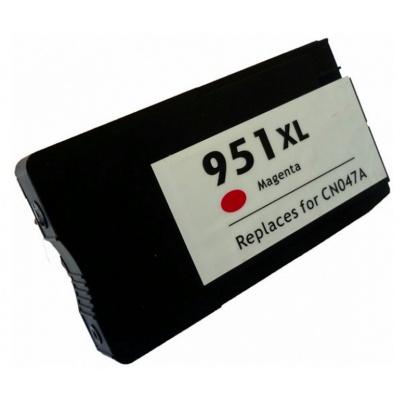 HP 951XL CN047A purpurová (magenta) kompatibilní cartridge