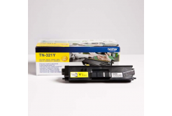 Brother TN-321Y galben (yellow) toner original