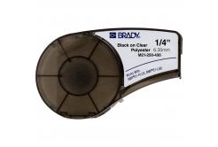 Brady M21-250-430 / 139755, polyester páska, 6.35 mm x 6.40 m