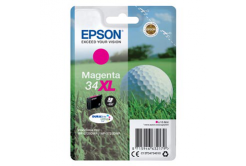 Epson T34734010, T347340 purpurová (magenta) originální cartridge