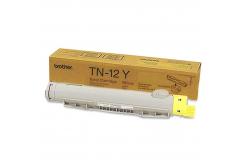 Brother TN-12Y žlutý (yellow) originální toner
