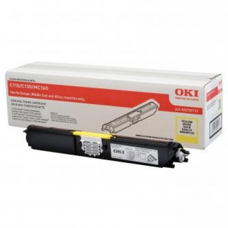 OKI 44250721 galben (yellow) toner original