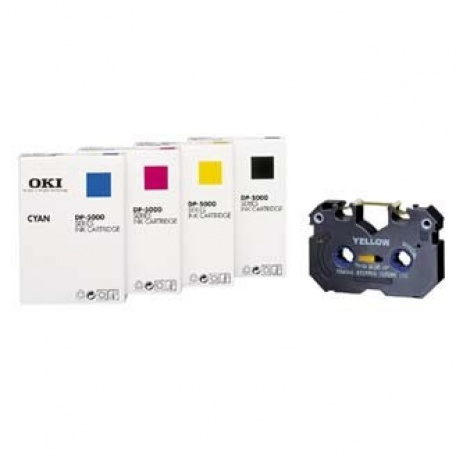 OKI 41067603 galben (yellow) toner original