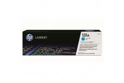 HP 131A CF211A azurový (cyan) originální toner