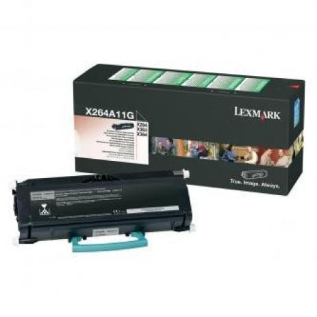 Lexmark X264A11G negru toner original