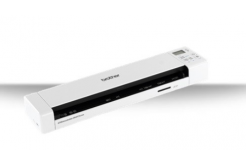 Brother skener DS-920W -až 7,5 str/min. 600 x 600 dpi, napájení USB,SD karta, WiFi, DUALSKEN