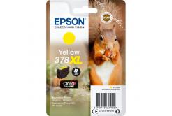 Epson 378XL T37944010 žlutá (yellow) originální catridge