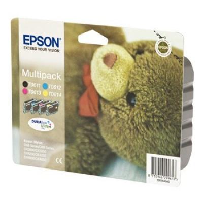 Epson C13T061540 T0615 multipack cartus original