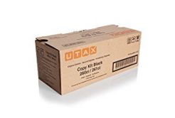 Utax 652611010 černá (black) originální toner