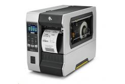 Zebra ZT610 ZT61046-T2E0100Z tiskárna štítků, 24 dots/mm (600 dpi), odlepovač, rewind, disp., ZPL, ZPLII, USB, RS232, BT, Ethernet