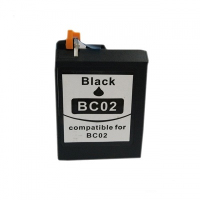 Canon BC-02 černá (black) kompatibilní cartridge