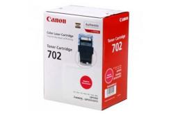 Canon CRG-702 purpurový (magenta) originální toner