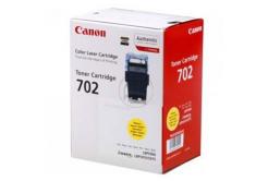 Canon CRG-702 žlutý (yellow) originální toner