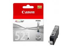 Canon CLI-521GY šedá (grey) originální cartridge