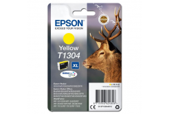 Epson originální ink C13T13044012, T1304, yellow, 765str., 10, 1ml, Epson Stylus Office BX320FW