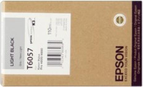 Epson C13T605700 deschis negru (light black) cartus original