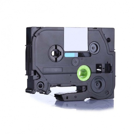 Kompatibilná páska s Brother TZ-911 / TZe-911, 6mm x 8m, čierna tlač / stříbrný podklad