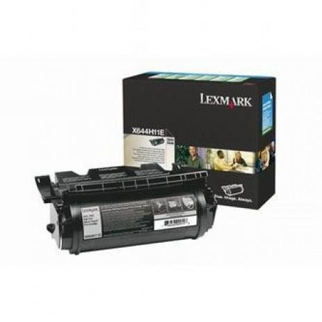 Lexmark X644H11E fekete (black) eredeti toner