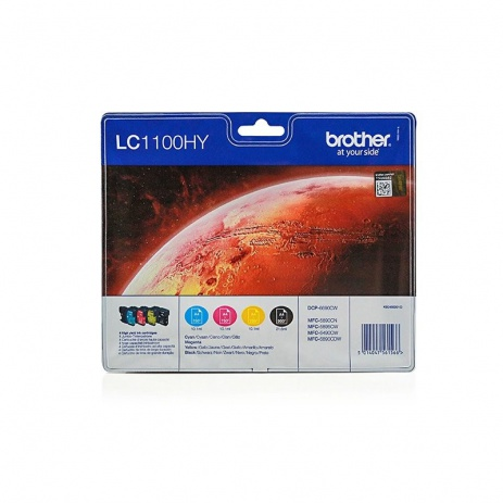 Brother LC-1100HYVALBP multipack original ink cartridge