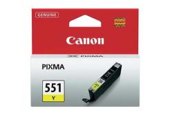 Canon CLI-551Y žlutá (yellow) originální cartridge