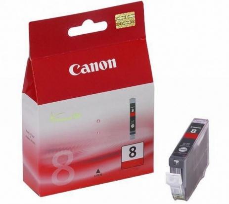 Canon CLI-8R piros (red) eredeti tintapatron