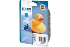 Epson T055240 azurová (cyan) originální cartridge