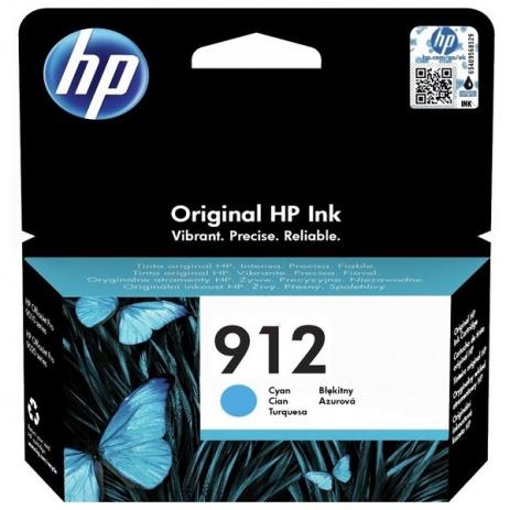 HP 912 3YL77AE błękitny (cyan) tusz oryginalna