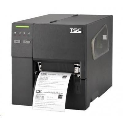 TSC MB340 99-068A004-0302 drukarka etykiet, 12 dots/mm (300 dpi), RTC, EPL, ZPL, ZPLII, DPL, USB, RS232, Ethernet, Wi-Fi