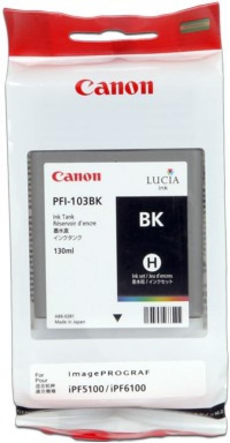 Canon PFI-103B photo fekete (photo black) eredeti tintapatron