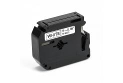 Kompatibilní páska s Brother MK-221, 9mm x 8m, černý tisk / bílý podklad