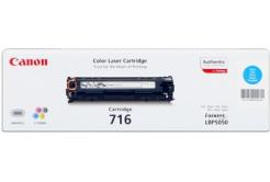 Canon CRG-716 azurový (cyan) originální toner