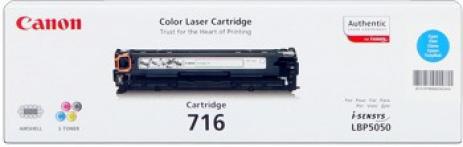 Canon CRG-716 cyan original toner