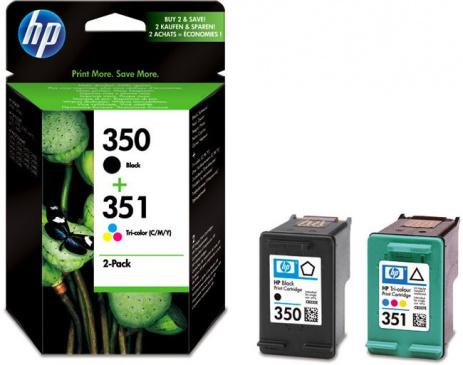 HP 350 + 351 SD412EE multipack cartus original