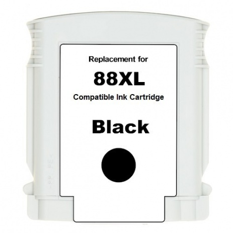 HP č.88XL C9396A čierna (black) kompatibilna cartridge