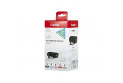 Canon PGI-9 MBK+PC+PM+R+G 1033B013 sada originální cartridge