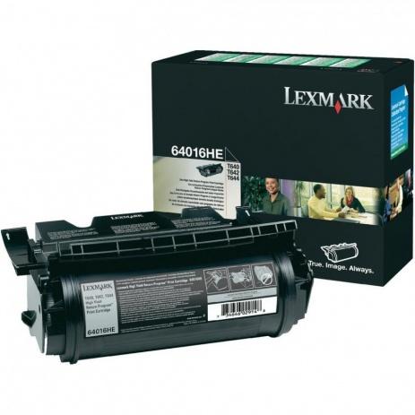 Lexmark 64016HE negru toner original