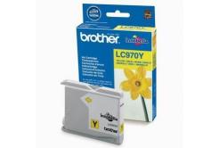 Brother LC-970Y žlutý (yellow) originální cartridge