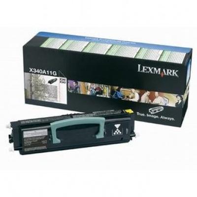Lexmark X340A11G czarny (black) toner oryginalny