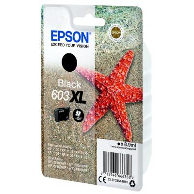 Epson 603XL černá (black) originální cartridge