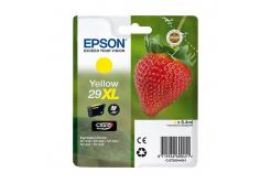 Epson T29944012, T29XL žlutá (yellow) originální cartridge