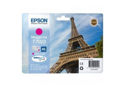 Epson T70234010 purpurová (magenta) originální cartridge